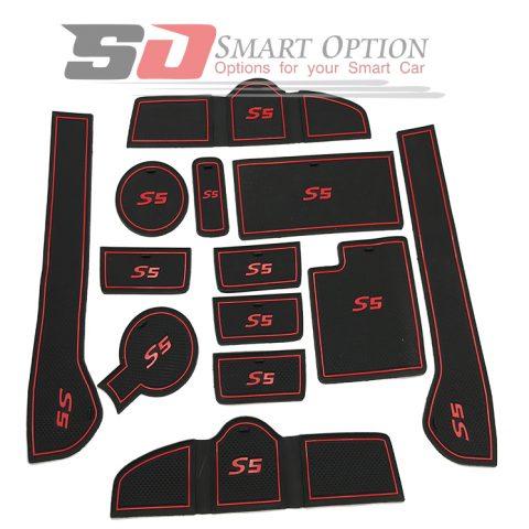 پکیج محافظ فضاهای داشبورد جک S5