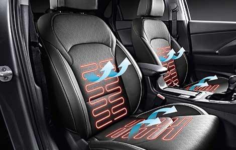 گرمكن صندلي خودرو