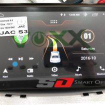 دی وی دی فابریک جک اس 3 - C500