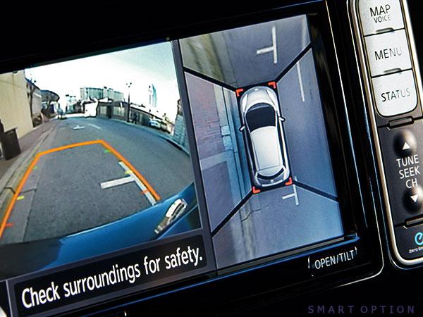 1 نگاه به اطراف خودرو با دوربین 360 درجه