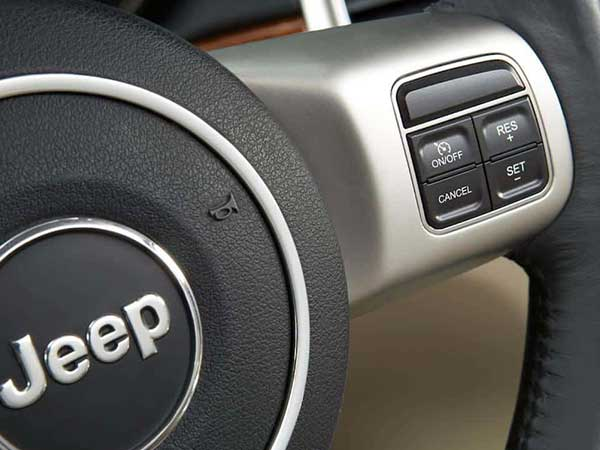 How does cruise control work in cars
