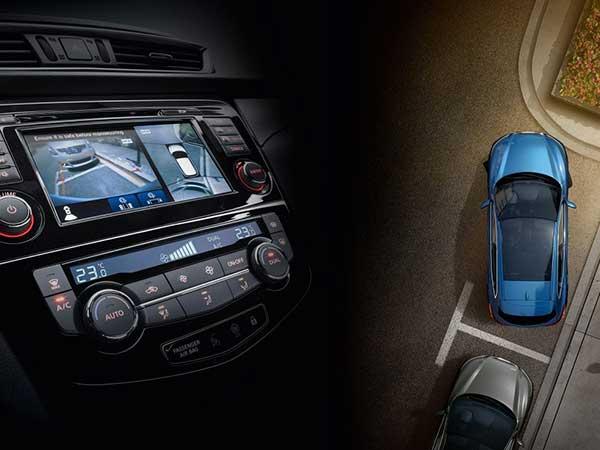 Advantage of the 360-degree car camera