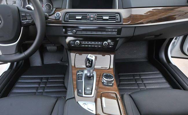 Choose a suitable flooring for the car
