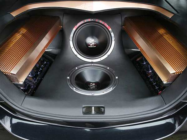Select a subwoofer