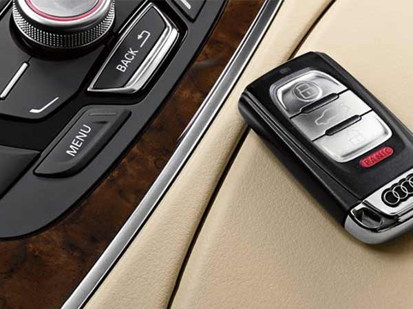 what is keyless entries to car