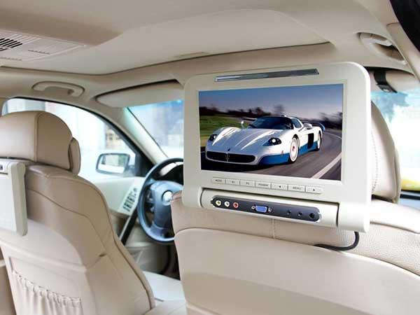 Rear Seat Monitor