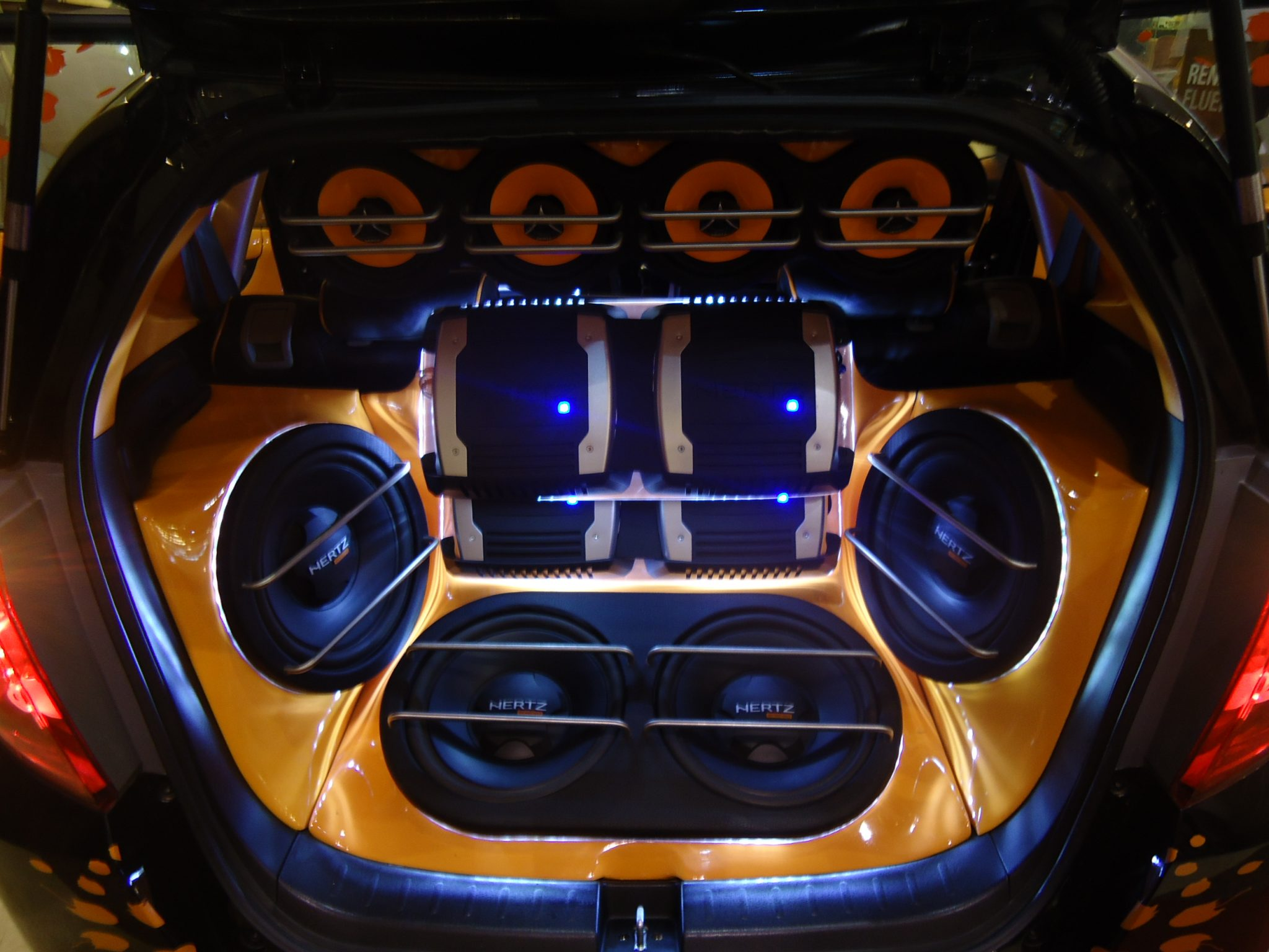 Tips on Audio and Subwoofer