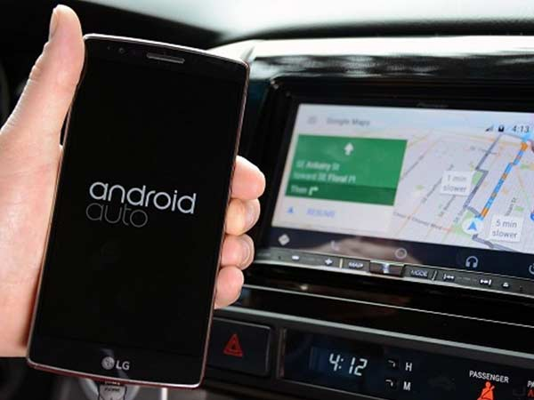 Multimedia system with Android OS