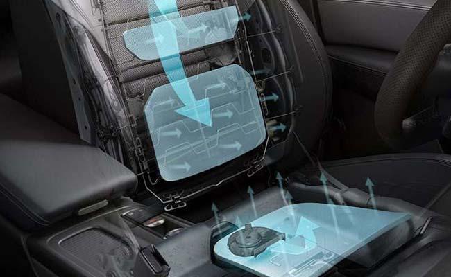 cooling car seat