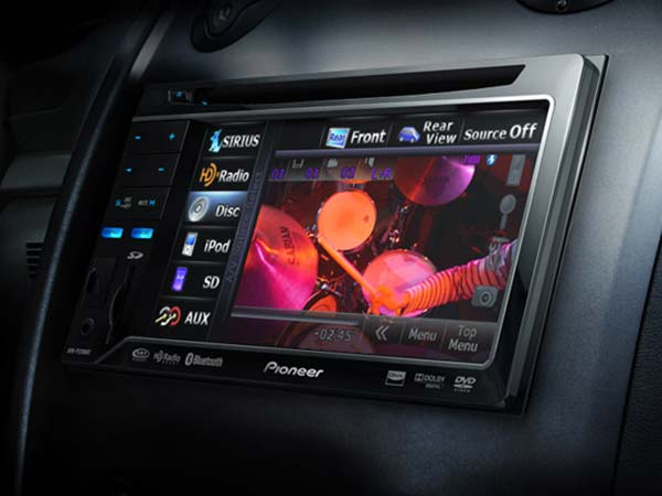 Digital receiver option suitable for all types of cars