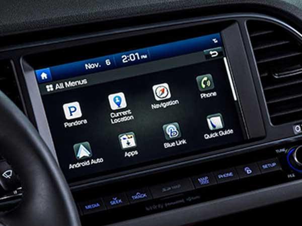 Hyundai Elntra Android Monitor