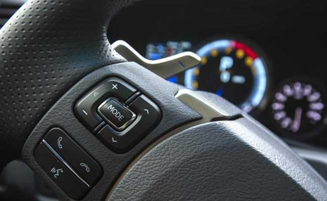 benefits of pedal shifter in driving
