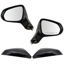 آینه تاشو برقی لکسوس NX