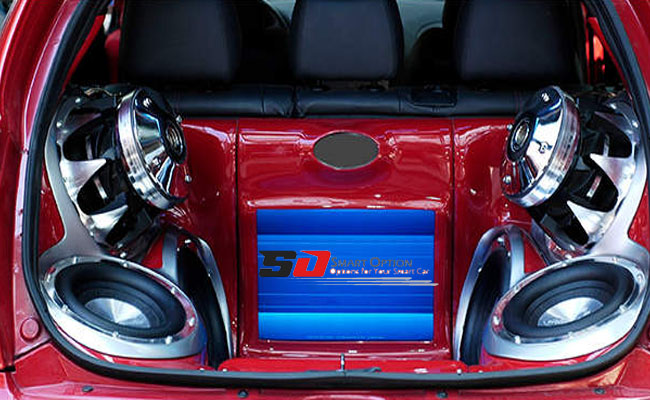Car audio system smt