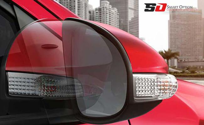 تجهیز خودرو به آینه برقی