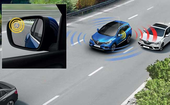 the best Blind spot radar