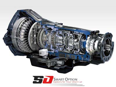 Automatic gearboxes 1