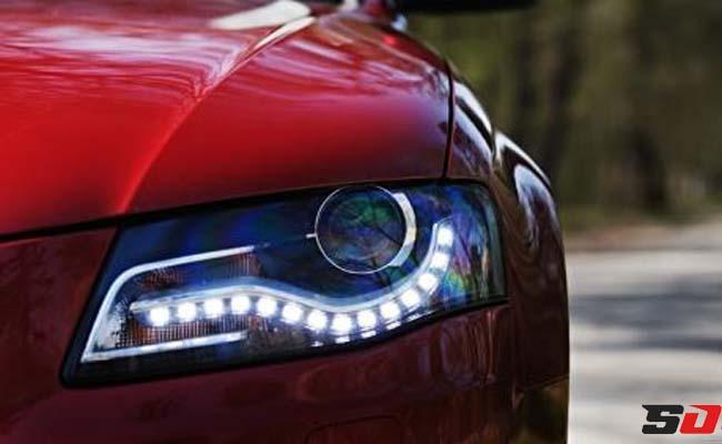چراغهای LED اتومبیل
