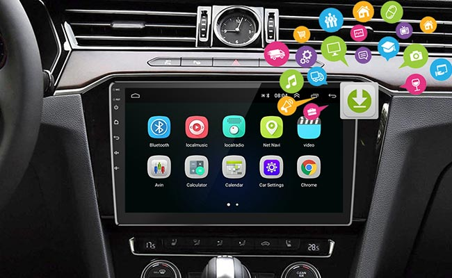 android car multimedia