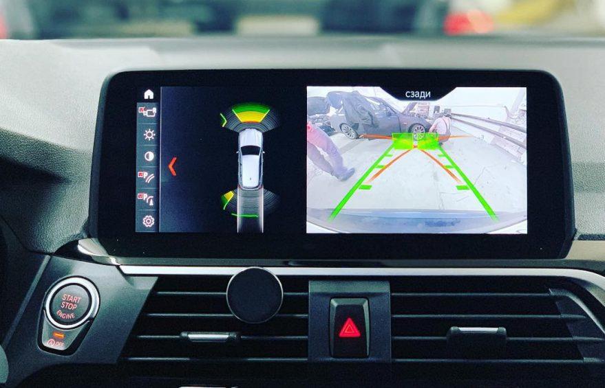 کالیبره کردن دوربین 360 درجه خودرو