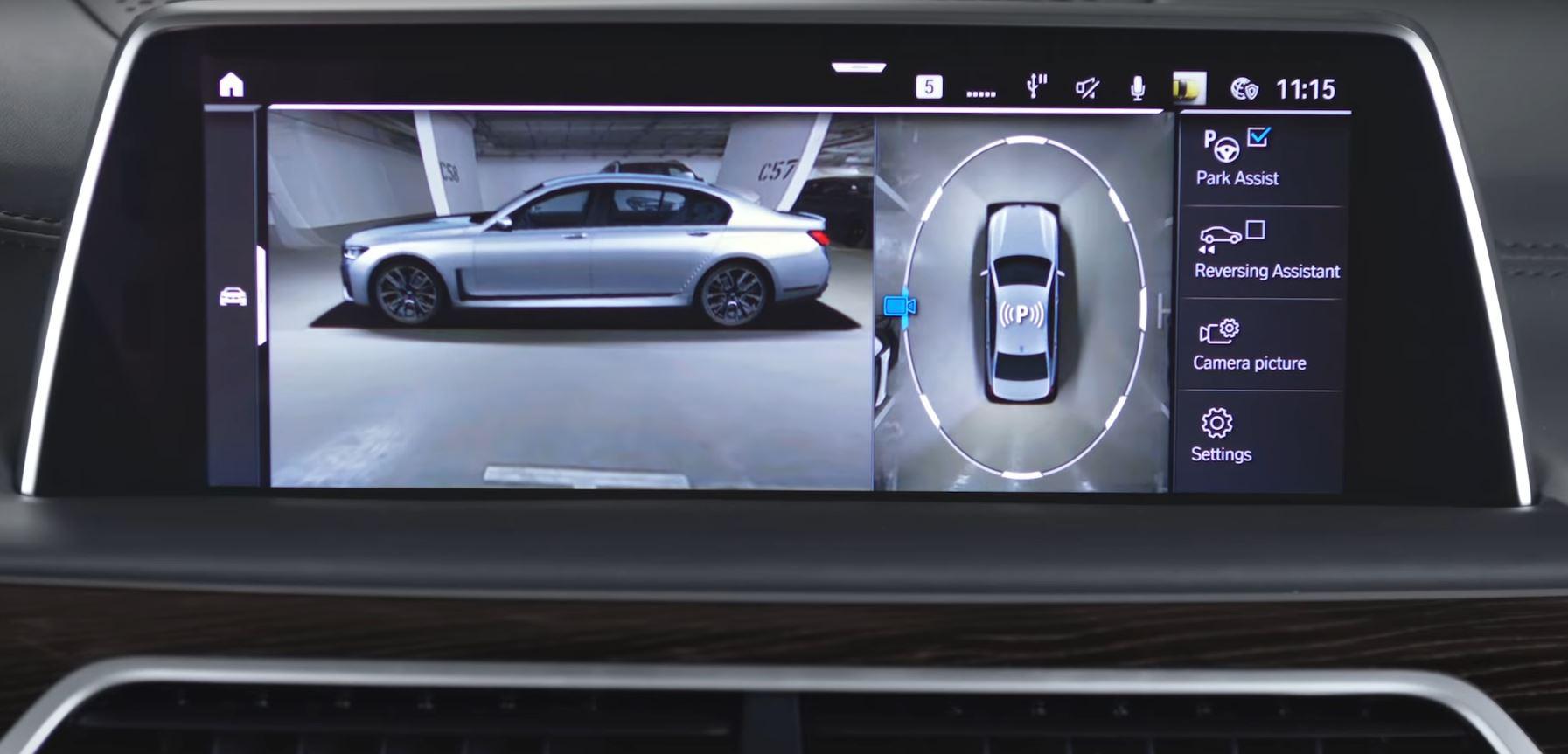 معرفی دوربین 360 درجه خودرو